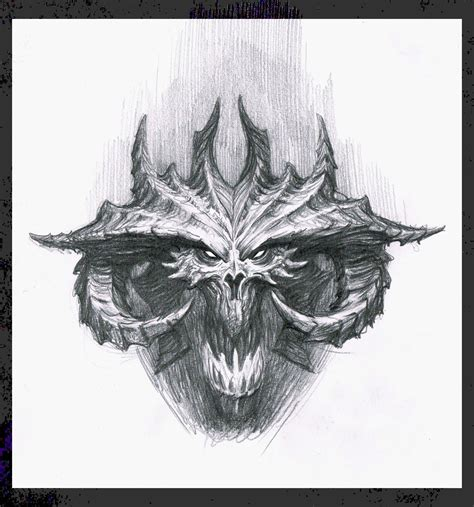 Culture Sketches 6th Edition by Diablo 3 Sketches 28 Images The Diablo 3 Drawings