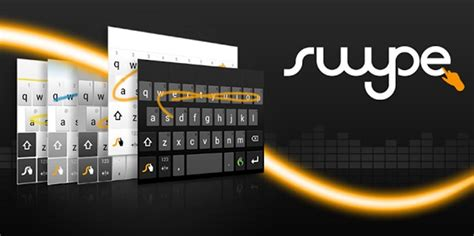 android swype keyboard la tastiera swype per android 232 stato interrotto phoneia