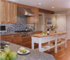 Long Narrow Kitchen Island Quot Small Quot Is A Relative Term This Furniture Like Island Is