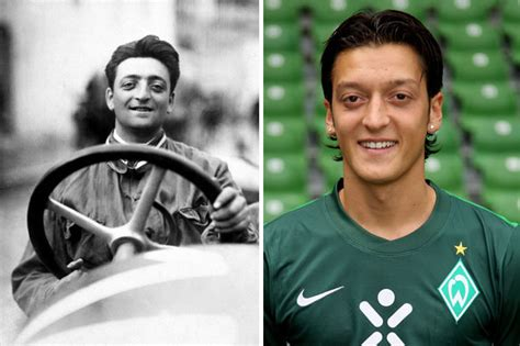 Ferrari Y Ozil by Is Arsenal Fc S Mesut 214 Zil Immortal Star Looks Exactly