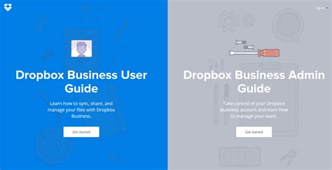 dropbox user guide graphical user interface a successful ui 1 1