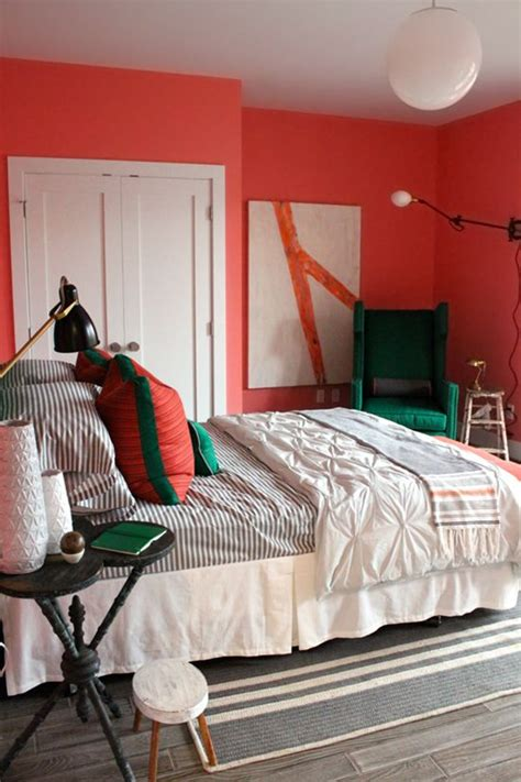 salmon color bedroom color crush forest green and salmon pink torie tristan