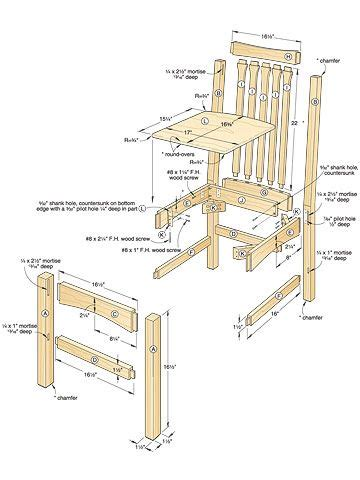 simple wooden chair plans chair plans woodworking how to make chairs free chair