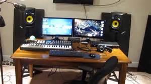 Small Desktop Computer Desk by Home Dj Studio Setup Viewing Gallery