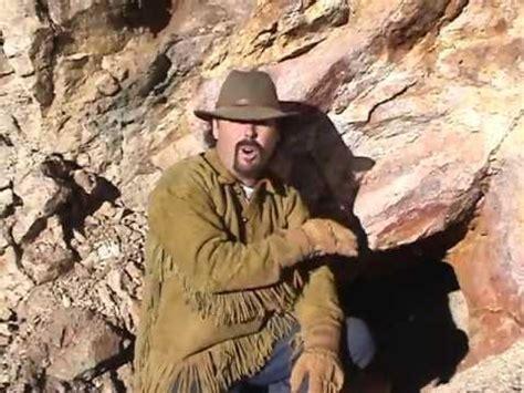 secret gold mine limonite