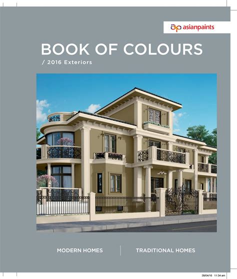 book of colors book of colours by asian paints limited issuu