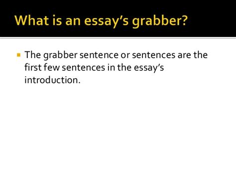Writing An Essay Ppt by How To Write An Essay Introduction Presentation
