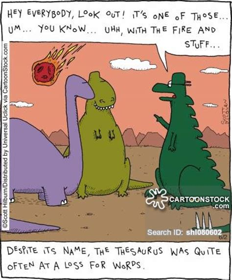 Meme Thesaurus - contradiction cartoons and comics funny pictures from