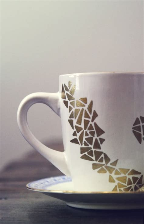 mug ideas diy mug art jillianastasia
