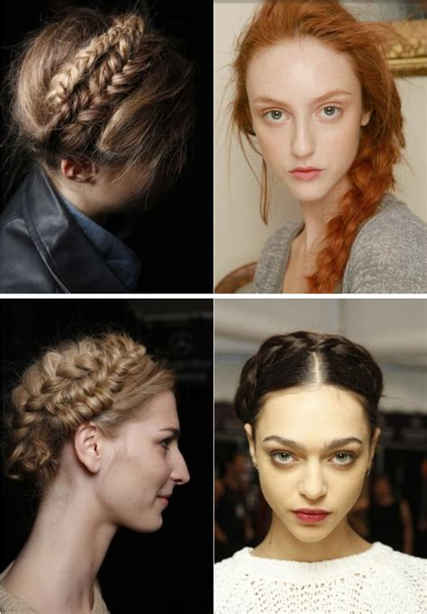 Fashion Show Hairstyles by Hairstyle Trend From Fashion Shows Hairstyles For 2014