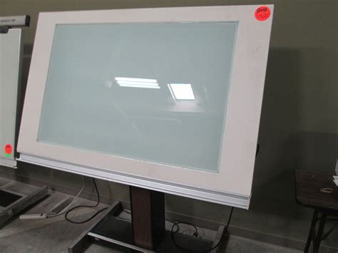 Drafting Table With Lightbox Used Light Table Box Hopper S Drafting Furniture