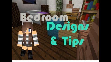 minecraft fancy bedroom designs tips  mods