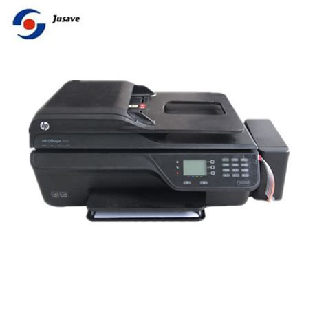 Printer Copy Scan Fax All In One a4 printer with ciss for hp officejet 4610 all in one