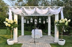 Pergola Decor by 17 Best Images About Becca Wedding Ideas On Pinterest