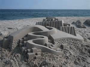 calvin seibert sand castles les ch 226 teaux de g 233 om 233 triques et