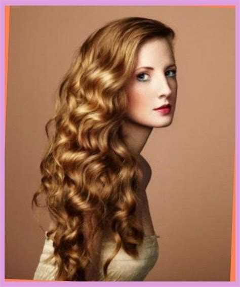permed hairstyles for square fasce the 25 best perms for long hair ideas on pinterest