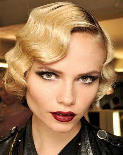 40s hairstyles pin curls pinterest discover and save creative ideas