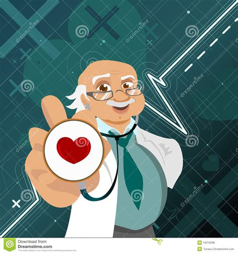 imagenes libres salud doctor con s 237 mbolo de la salud fotos de archivo libres de