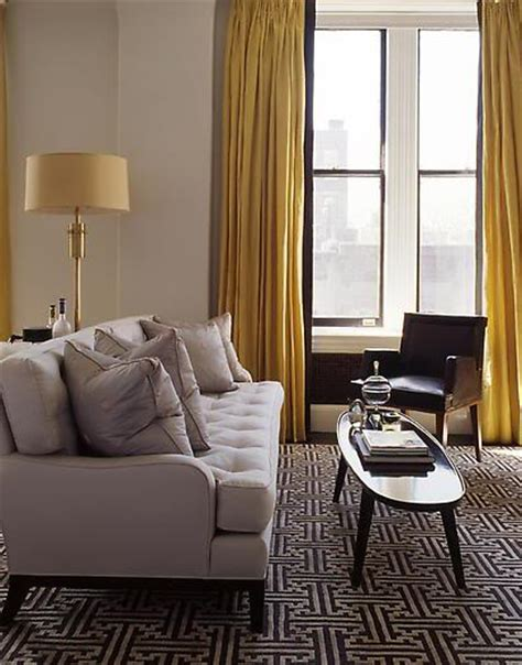 yellow curtains for living room living room design ideas grey couch living room interior
