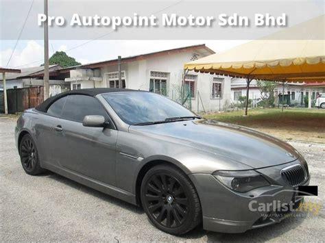 bmw ci    selangor automatic convertible grey