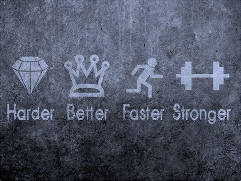 harder better faster stronger harder better faster stronger ercole rovida s