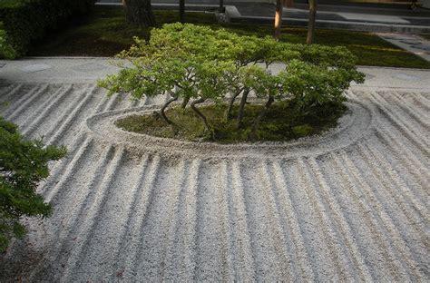 Zen Rock Gardens Photos Around Kyoto