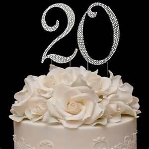 cake topper numbers swarovski number cake topper set bridal hair accessories