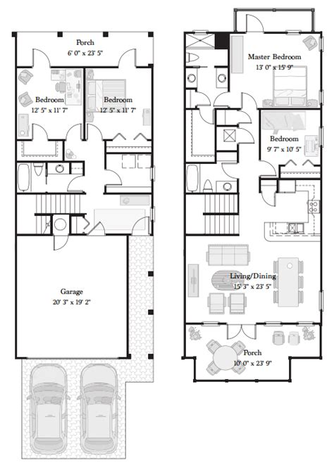 crystal house floor plans townhomes at 125 crystal beach drive destin florida