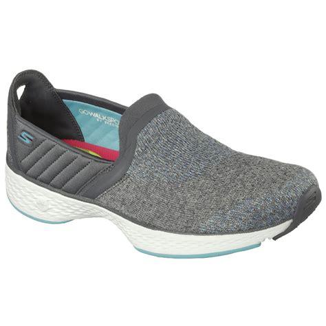 skechers sport shoes reviews skechers go walk sport slip on sneakers shoes at