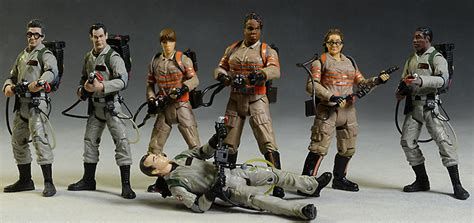 ghostbusters figures review and photos of mattel ghostbusters 2016 erin patty