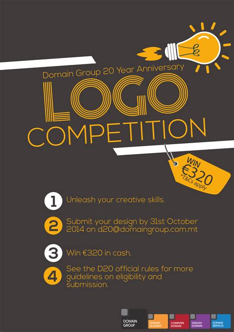 logo design competition online domain group d20 logo competition