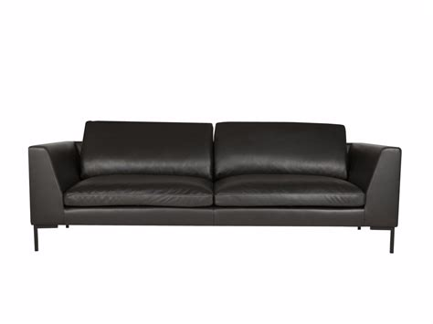 sits sofa tokyo leather sofa tokyo collection by sits design niels