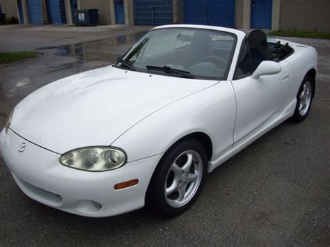 mazda state usa find used 2002 mazda mx 5 miata in miami florida united
