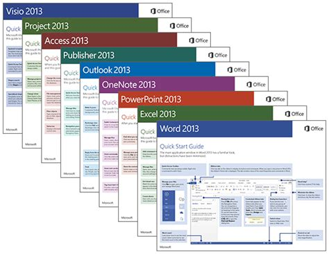 visio 2013 user guide our free office 2013 start guides office