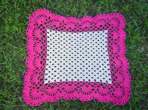 carpeta cuadrada tricolor tejida en crochet patrones en crochet carpeta cuadrada a crochet paso a paso parte 2 2 my