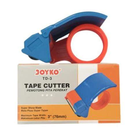 Harga Cutter Biasa jual joyko cutter joyko 3 inch dispenser lakban
