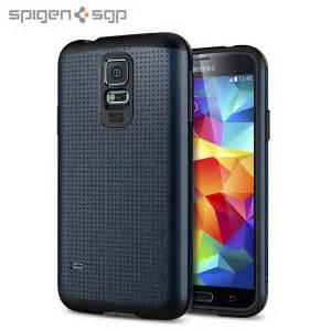 Spigen Sgp Slim Armor View For Samsung Galaxy S4 Biru spigen sgp slim armor for samsung galaxy s5 slate