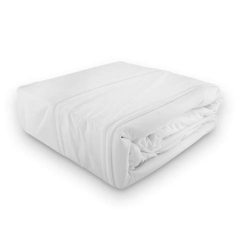 protect a bed mattress cover protect a bed allerzip encased mattress protector queen peter s of kensington