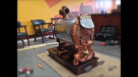 st roast royal  vintage coffee roaster youtube