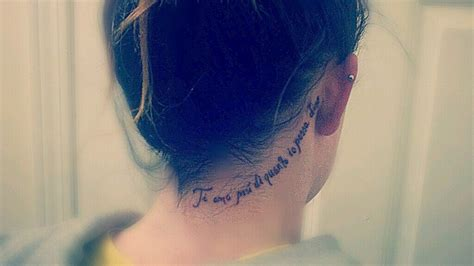 i love you more tattoos my italian for quot i you more than i can say