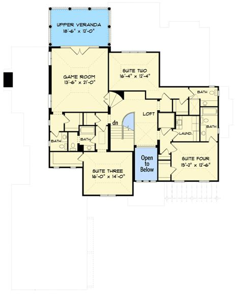 European House Plans With Basement by European House Plan With Optional Lower Level 93090el