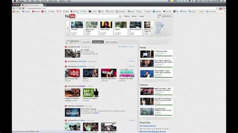 old youtube layout plugin how to get the old youtube homepage layout back december
