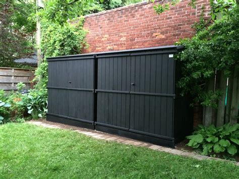Bicycle Shed Storage by 17 Best Ideas About Garden Bike Storage On