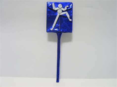 Origami Swatter - origami photos swatter