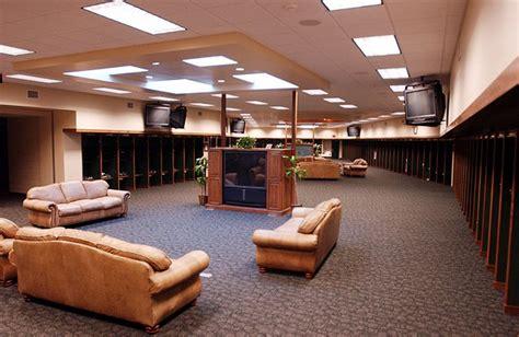 big locker room big 12 football facilities kusports