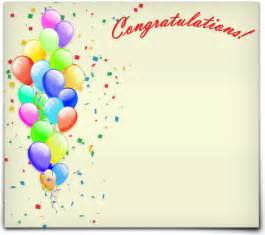 Congratulations Template by Congratulations Congrats Template Certificate