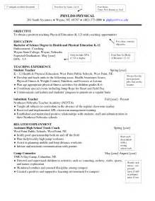 Special Sle Resume by Educator Resume