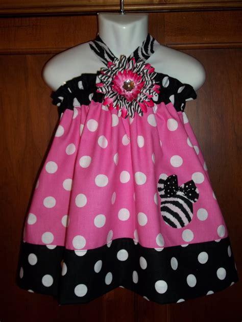 Flowery Dress Minnie Mouse 3th Disney Dress Minnie Mouse Dress Pink 1st Birthday