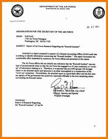 Air Memo For Record Template by 7 Usaf Memorandum For Record Resume Holder