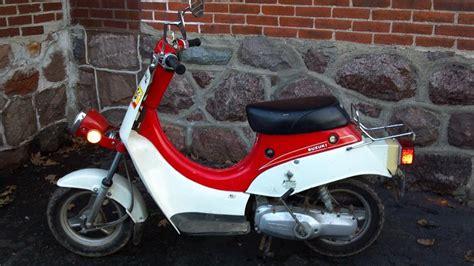 Suzuki Fs50 1980 Suzuki Fs50 Moped For Sale